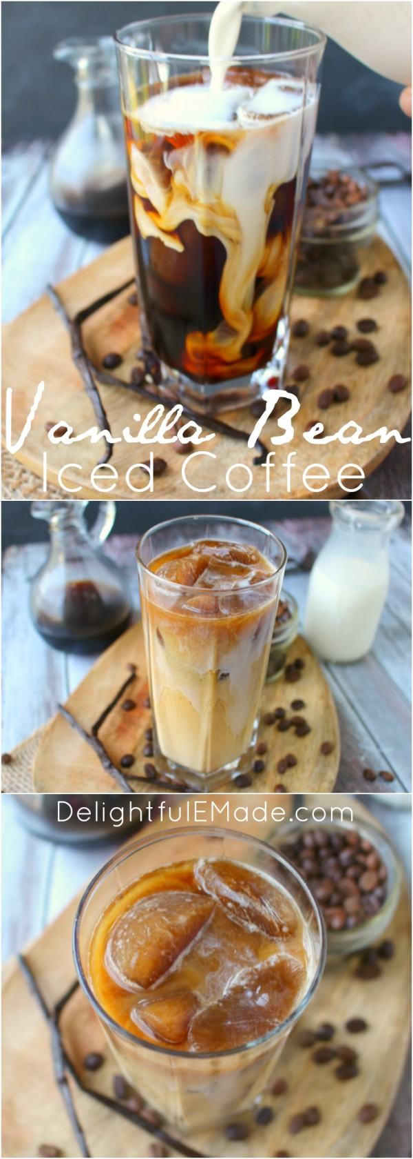 Get the recipe Vanilla Bean Iced Coffee @recipes_to_go