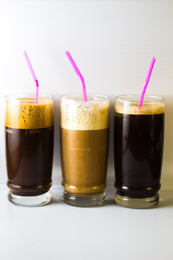 Get the recipe Greek Coffee 3 Ways: Frappe, Freddo Cappuccino & Freddo Espresso @recipes_to_go