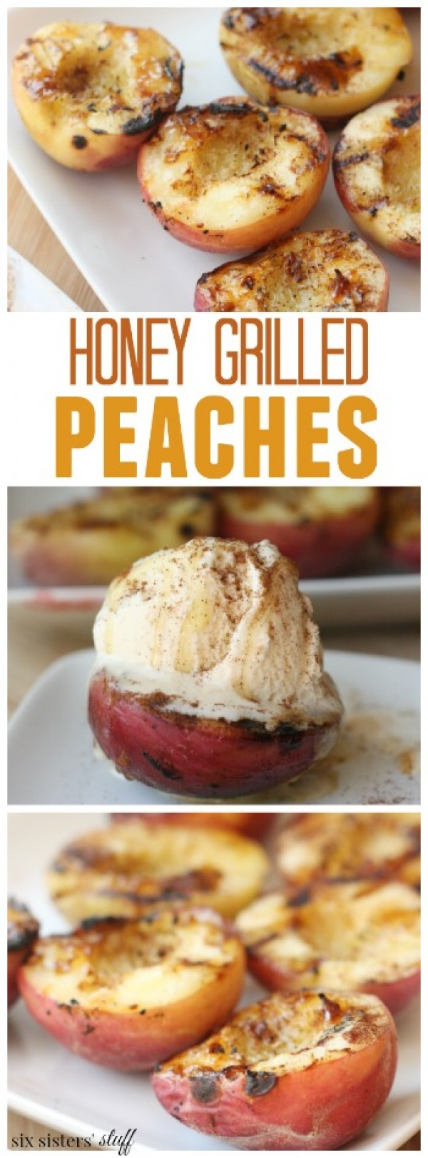 Get the recipe Honey Grilled Peaches @recipes_to_go