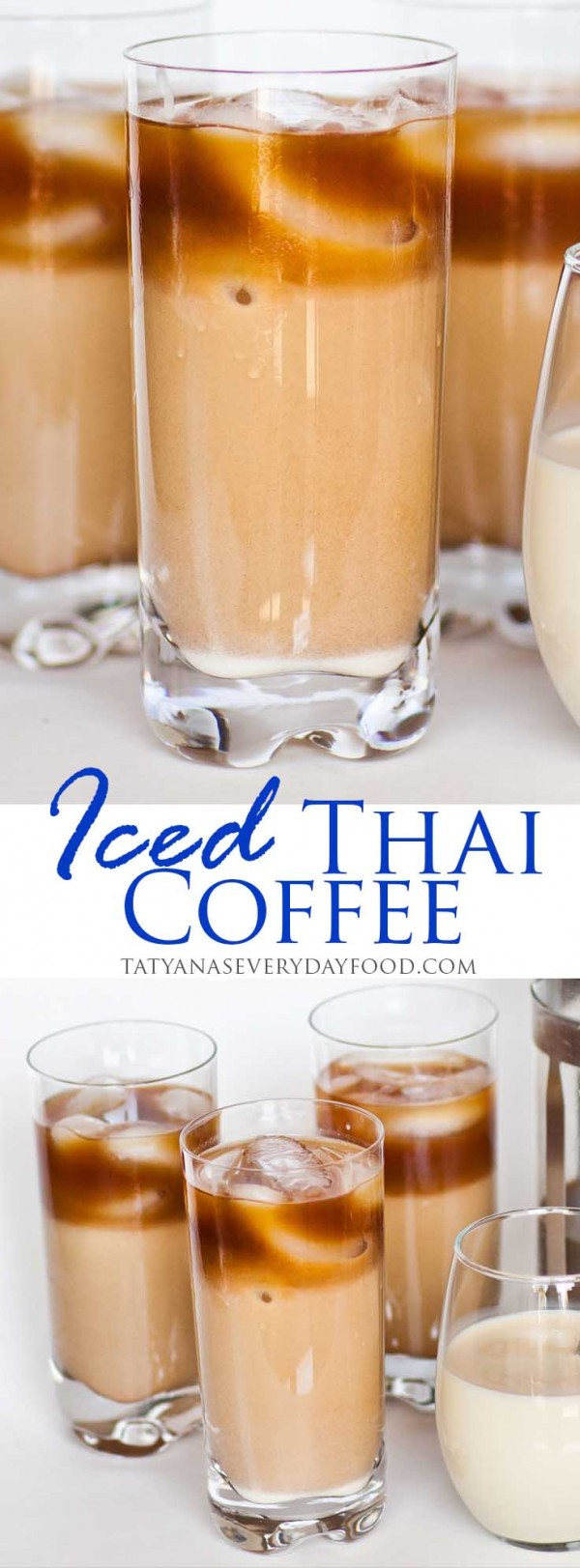 Get the recipe Iced Thai Coffee @recipes_to_go