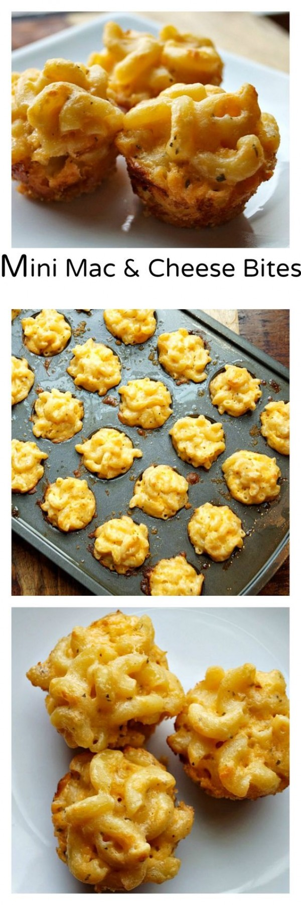Get the recipe Mini Mac and Cheese Bites @recipes_to_go