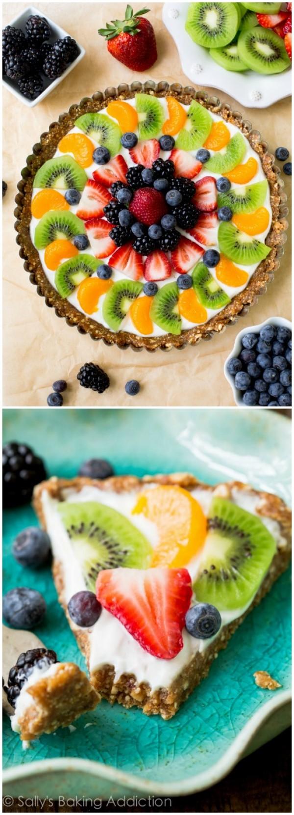 Get the recipe Greek Yogurt Fruit Tart @recipes_to_go