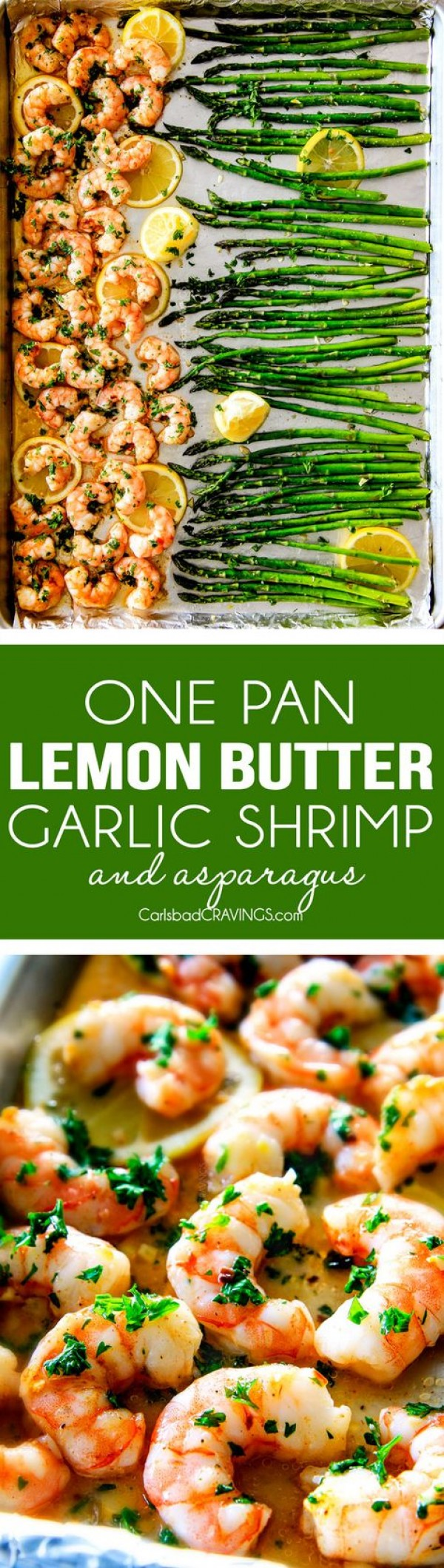 Get the recipe Lemon Butter Garlic Shrimp and Asparagus @recipes_to_go