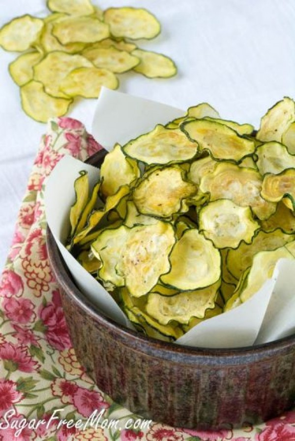 Get the recipe Salt and Vinegar Zucchini Chips @recipes_to_go