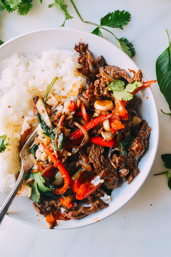 Get the recipe Thai Basil Beef @recipes_to_go