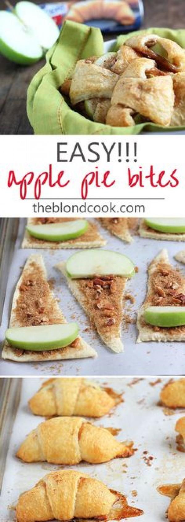 Get the recipe Apple Pie Bites @recipes_to_go