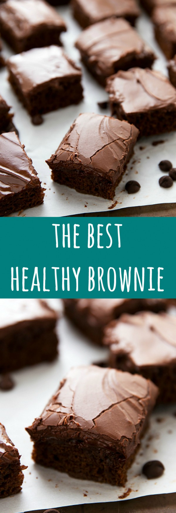 Get the recipe Healthy Brownie @recipes_to_go