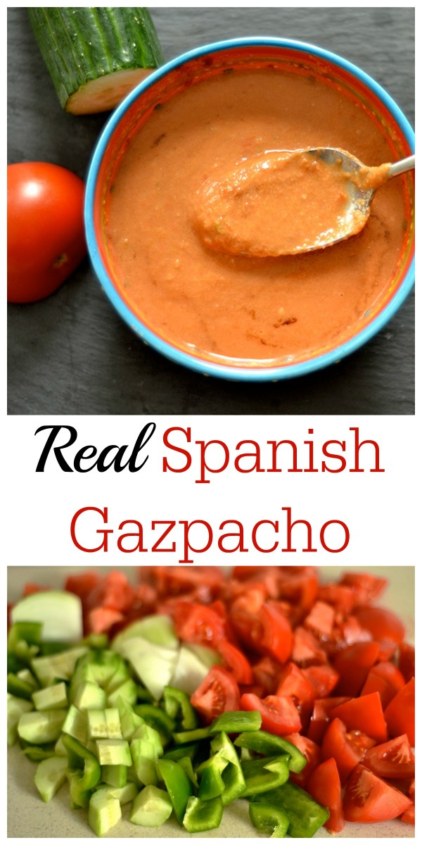Get the recipe Real Spanish Gazpacho @recipes_to_go