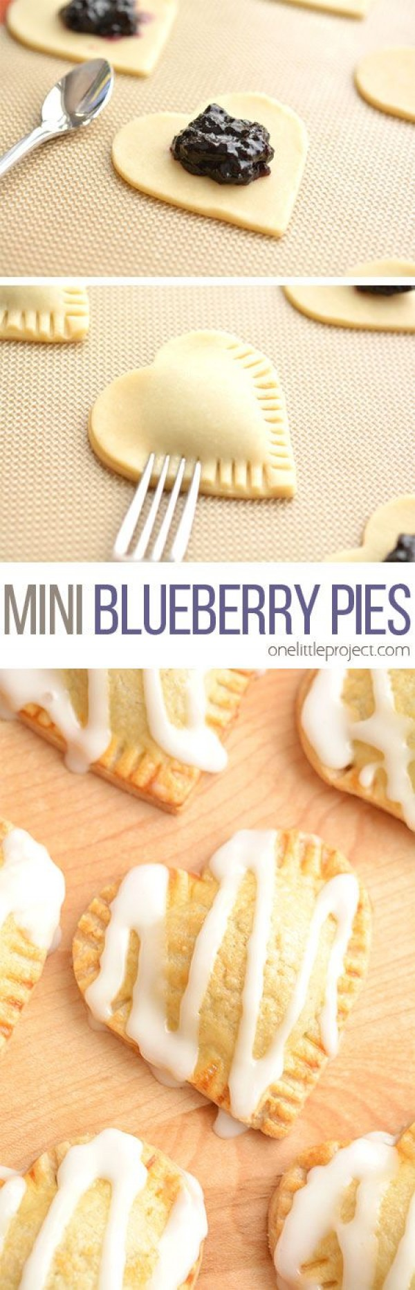 Get the recipe Mini Blueberry Pies @recipes_to_go