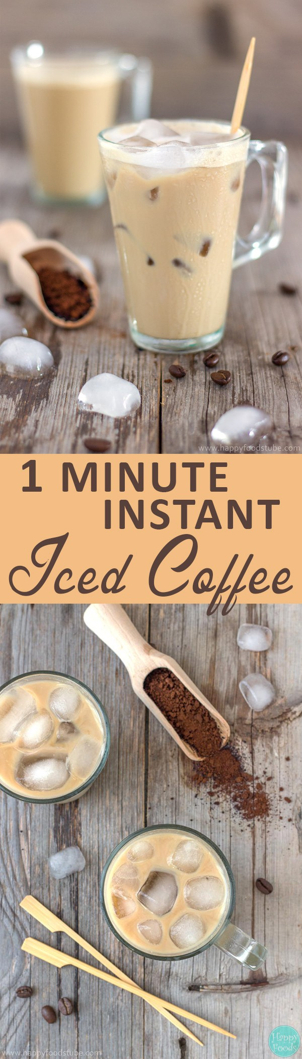 Get the recipe Instant Iced Coffee @recipes_to_go