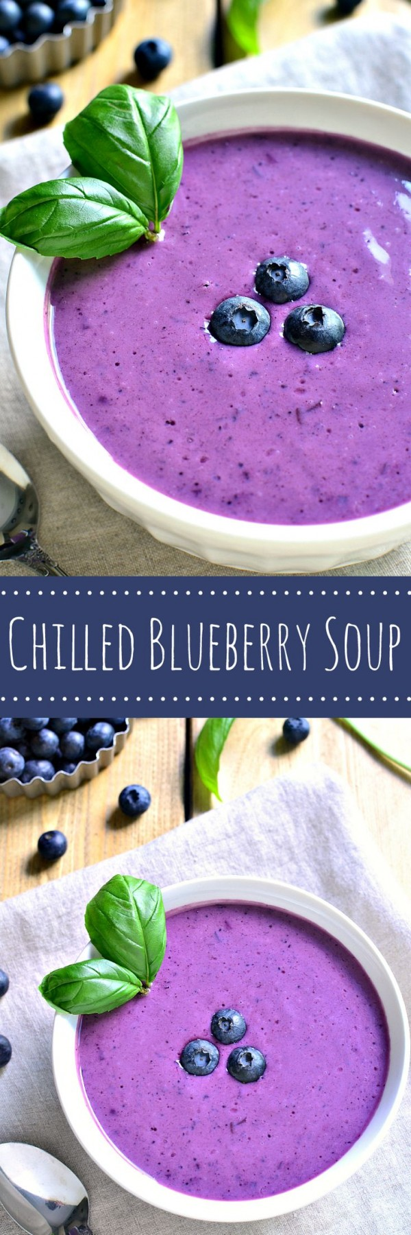 Get the recipe Chilled Blueberry Soup @recipes_to_go