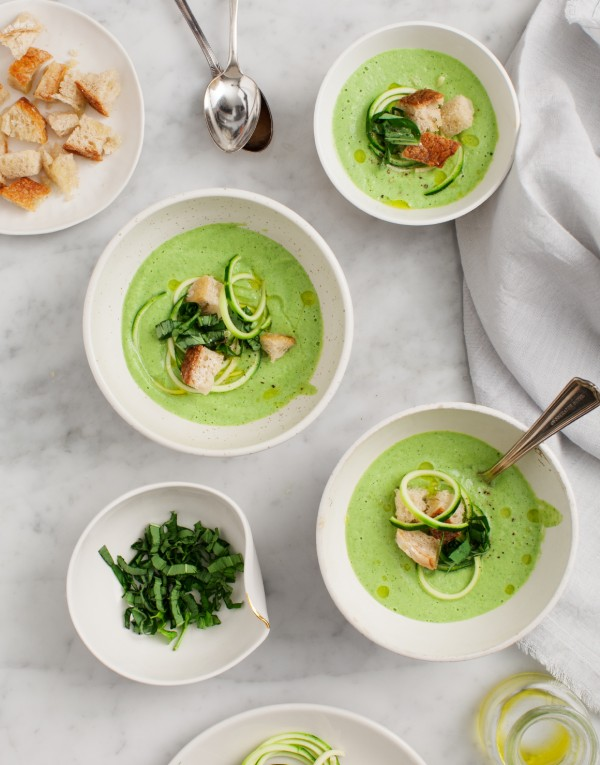 Get the recipe Zucchini Basil Soup @recipes_to_go