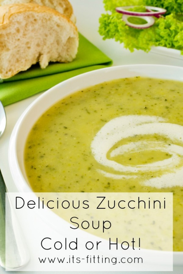 Get the recipe Delicious Zucchini Soup @recipes_to_go