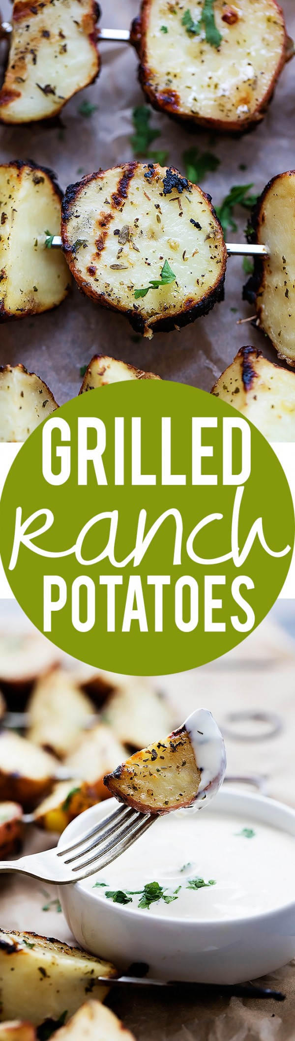 Get the recipe Grilled Ranch Potatoes @recipes_to_go