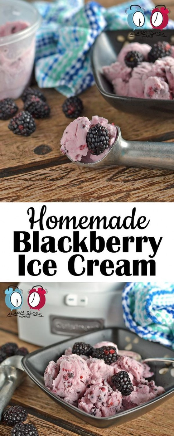 Get the recipe Blackberry Ice Cream @recipes_to_go