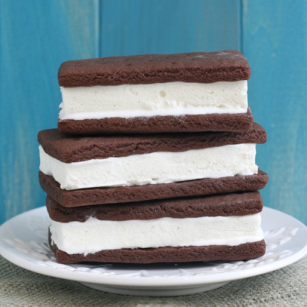 Get the recipe Classic Ice Cream Sandwiches @recipes_to_go