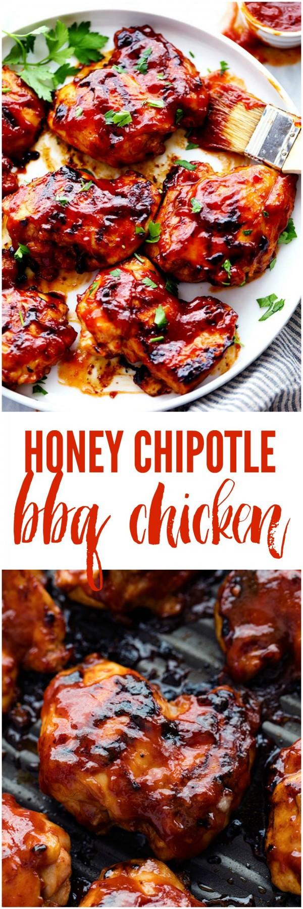 Get the recipe Honey Chipotle BBQ Chicken @recipes_to_go
