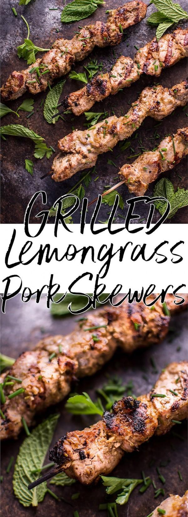 Get the recipe Grilled Lemongrass Pork Skewers @recipes_to_go