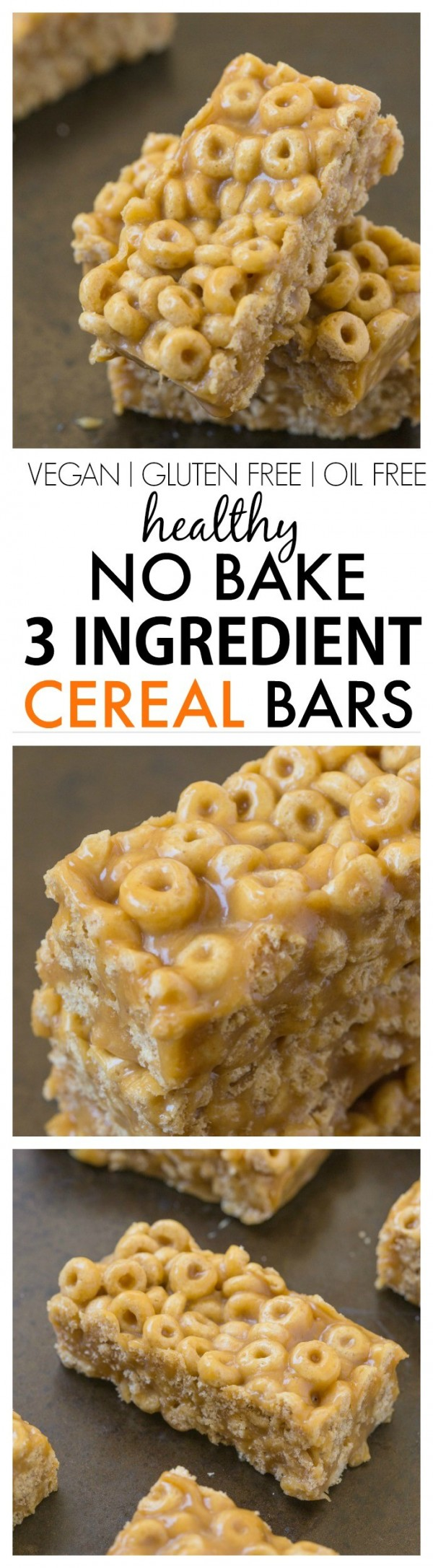 Get the recipe Healthy Cereal Bars @recipes_to_go
