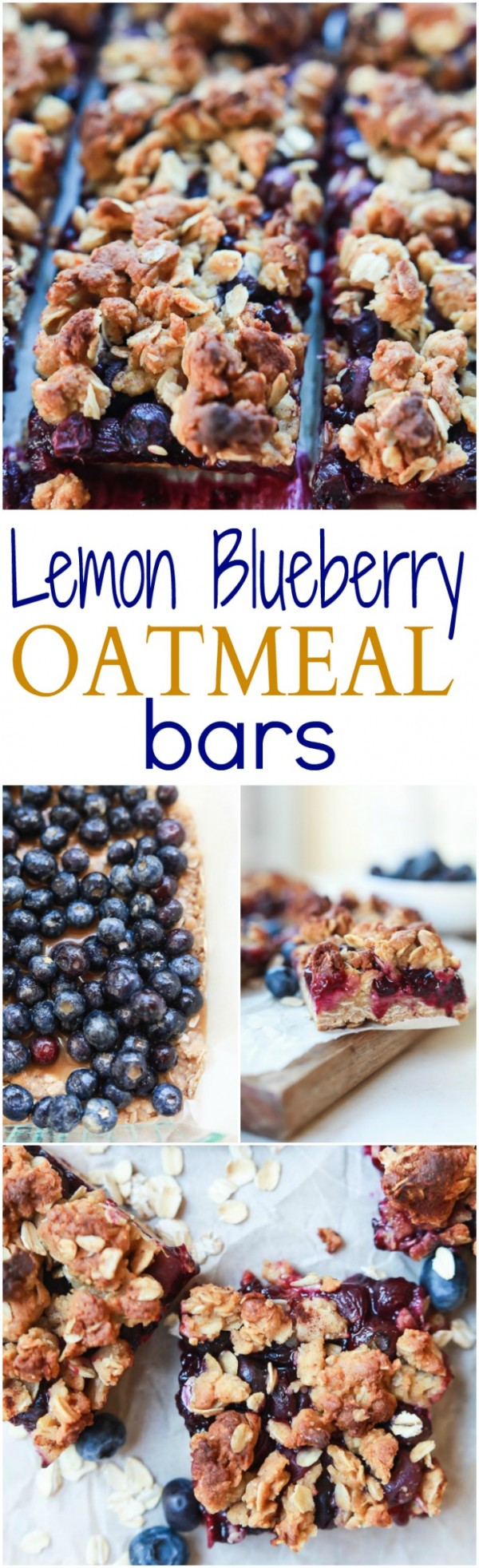 Get the recipe Lemon Blueberry Oatmeal Bars @recipes_to_go