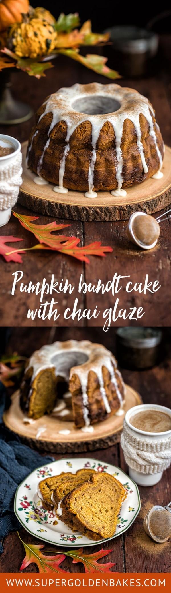 Get the recipe Pumpkin Bundt Cake with Chai Glaze @recipes_to_go
