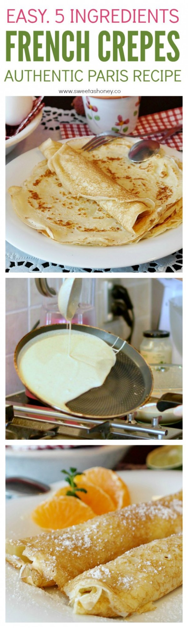 Get the recipe French Crepes @recipes_to_go
