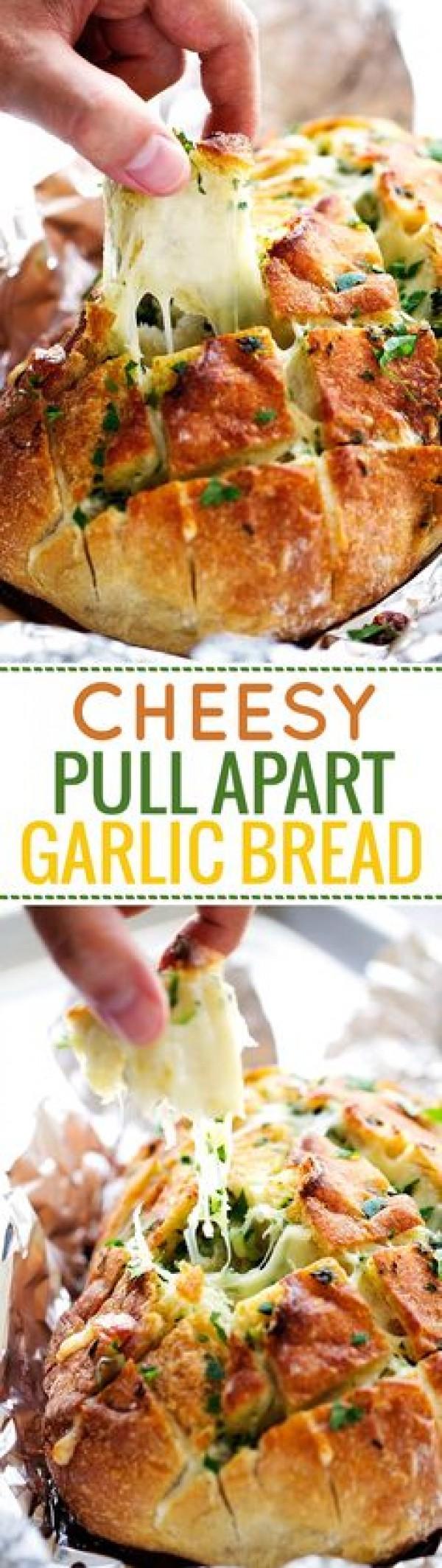 Get the recipe Cheese Garlic Bread @recipes_to_go