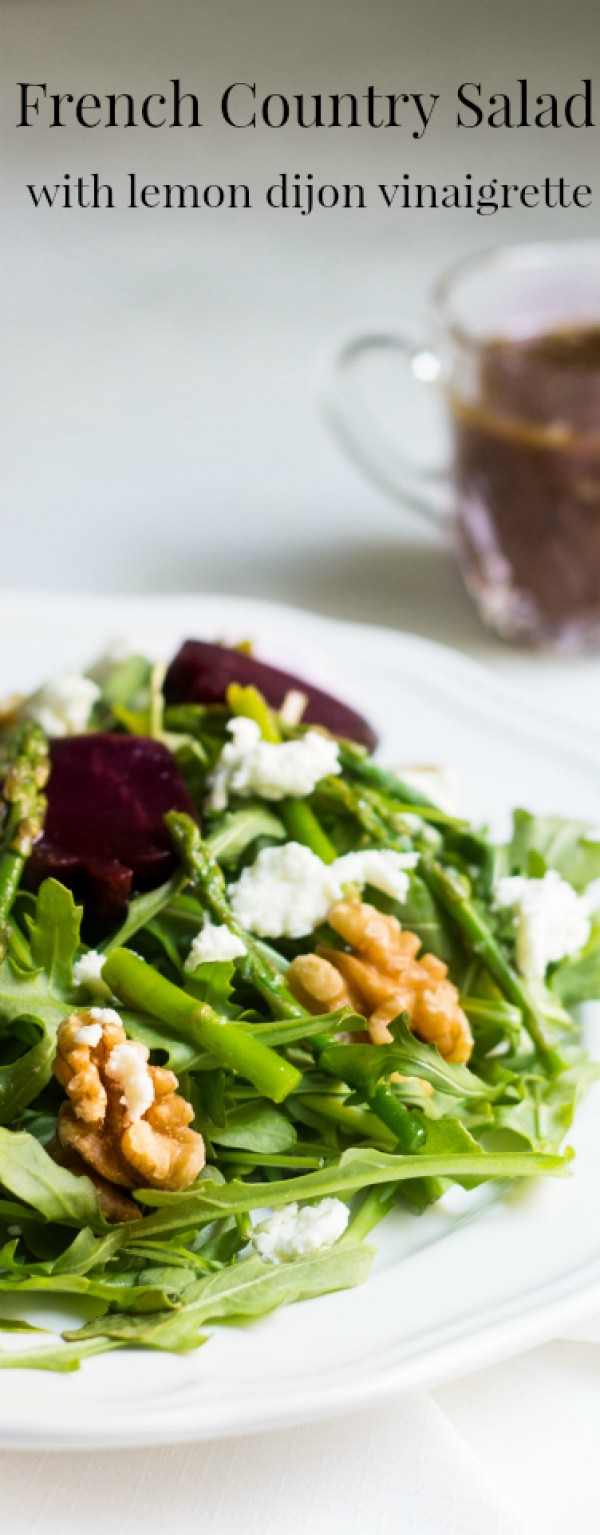 Get the recipe French Country Salad @recipes_to_go