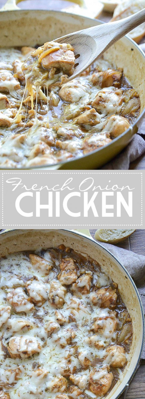 Get the recipe French Onion Chicken @recipes_to_go