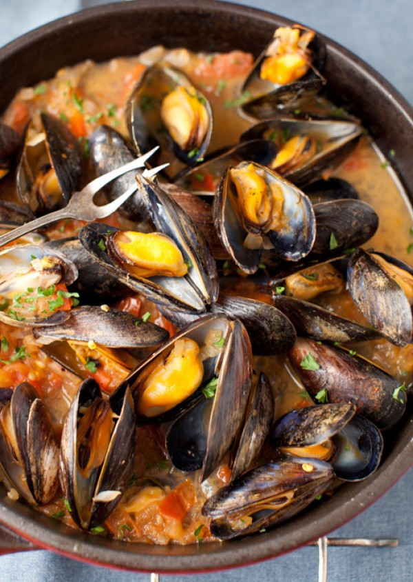 Get the recipe Mussels in White Wine Sauce with Onions @recipes_to_go