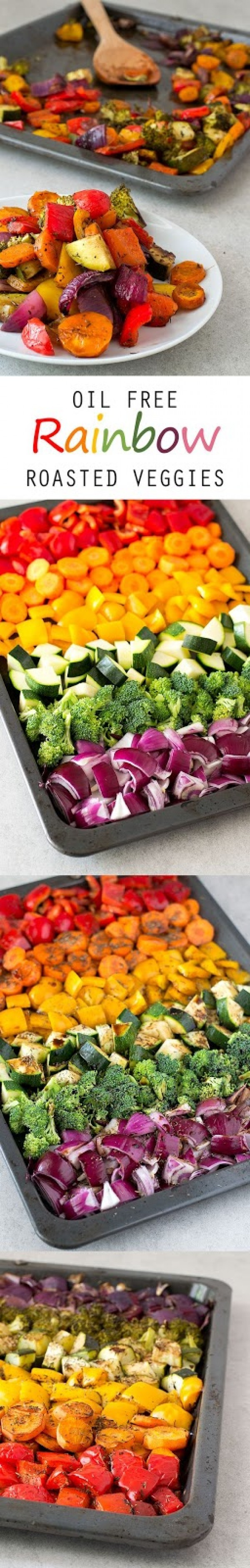 Get the recipe Rainbow Roasted Veggies @recipes_to_go