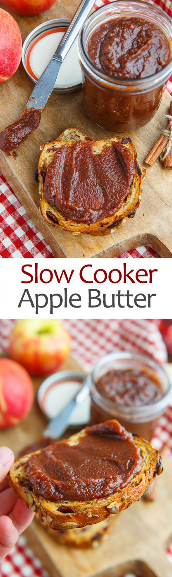 Get the recipe for Slow Cooker Apple Butter @recipes_to_go