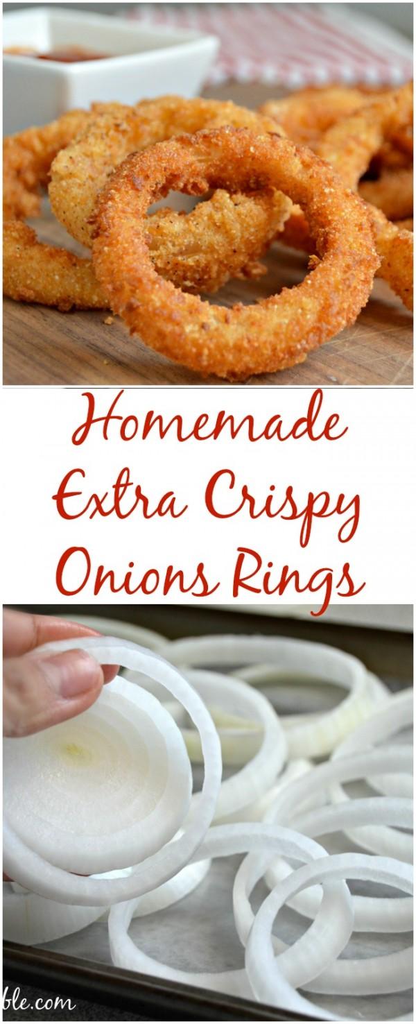 Get the recipe Homemade Extra Crispy Onion Rings @recipes_to_go