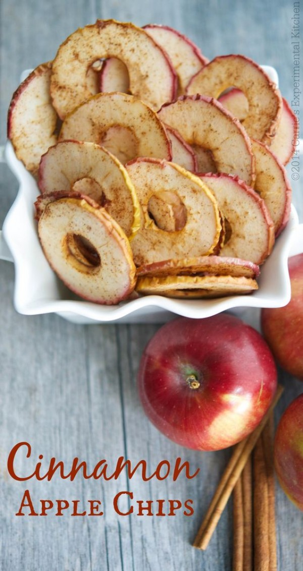 Get the recipe Cinnamon Apple Chips @recipes_to_go