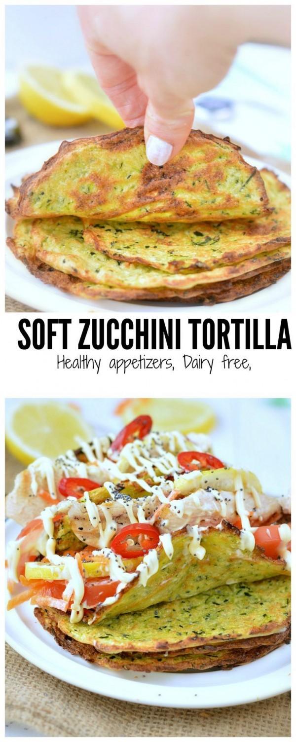 Get the recipe for Soft Zucchini Tortilla @recipes_to_go
