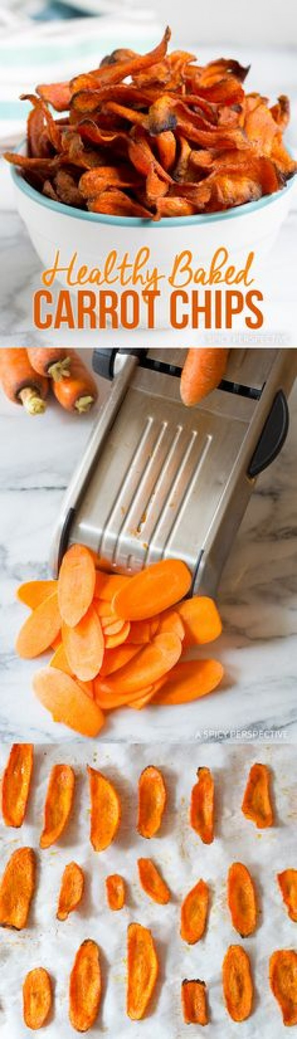 Get the recipe Healthy Baked Carrot Chips @recipes_to_go