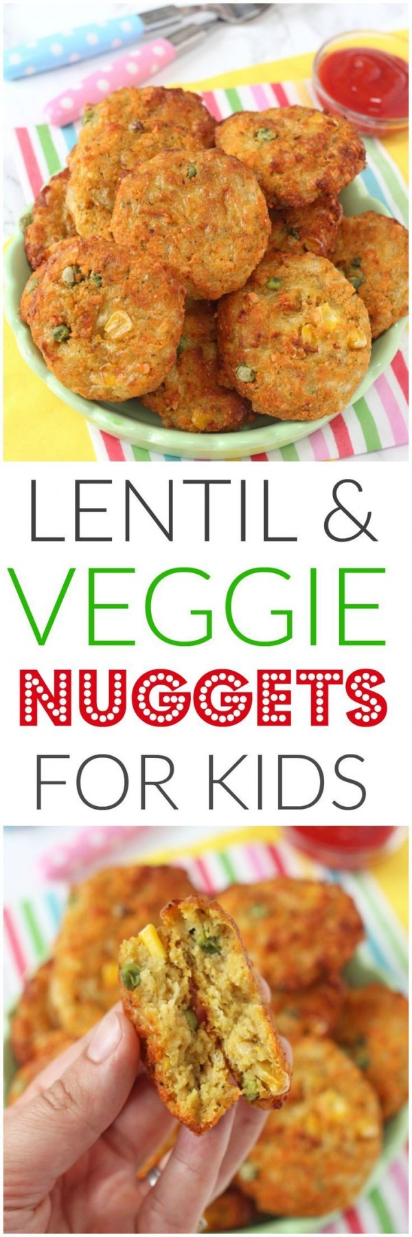 Get the recipe Lentil and Veggie Nuggets @recipes_to_go