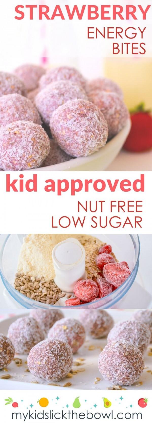 Get the recipe Strawberry Energy Bites @recipes_to_go