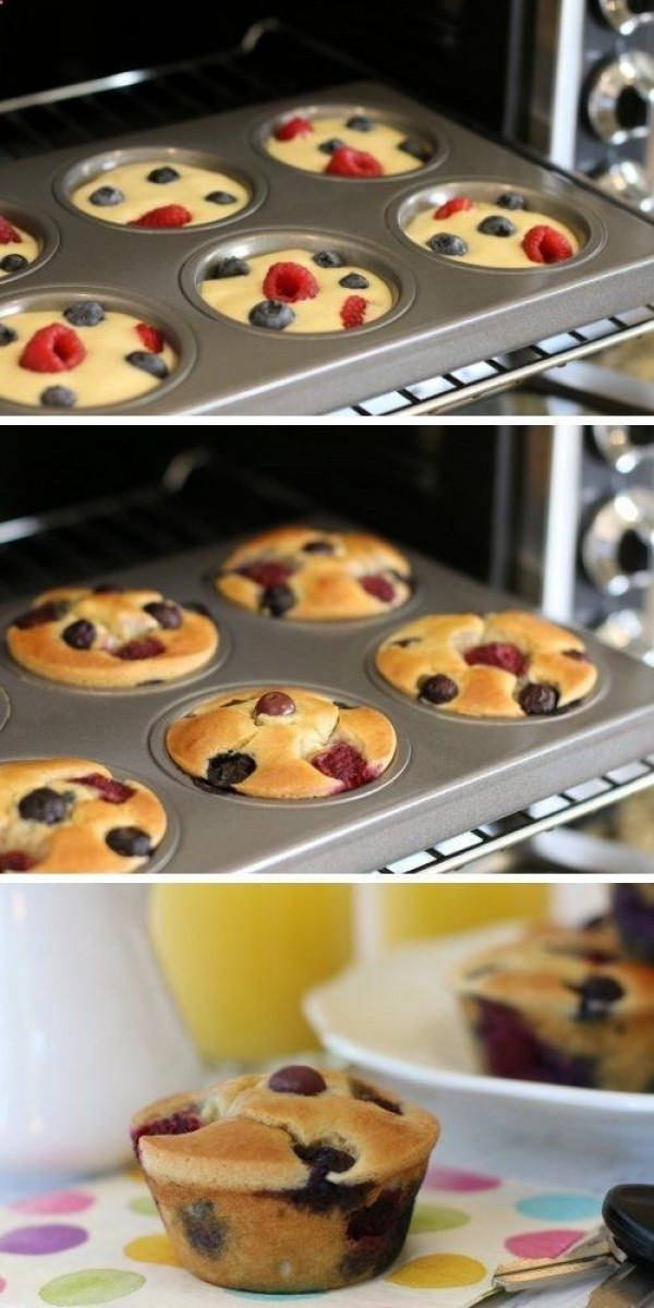 Get the recipe Pancake Muffins @recipes_to_go