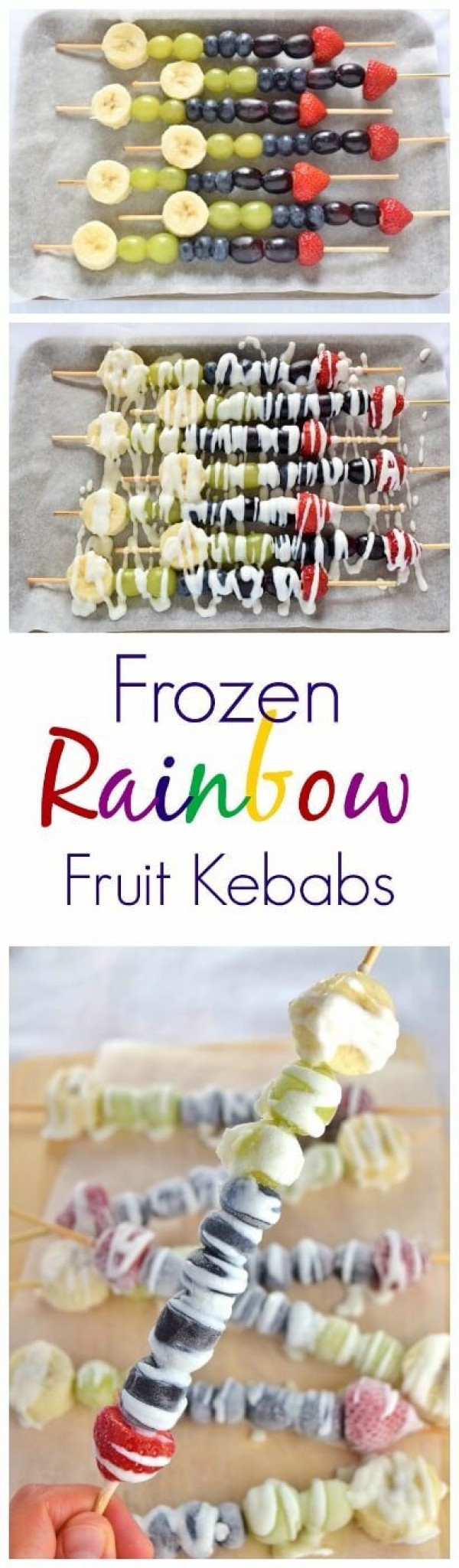 Get the recipe Frozen Rainbow Fruit Kebabs @recipes_to_go