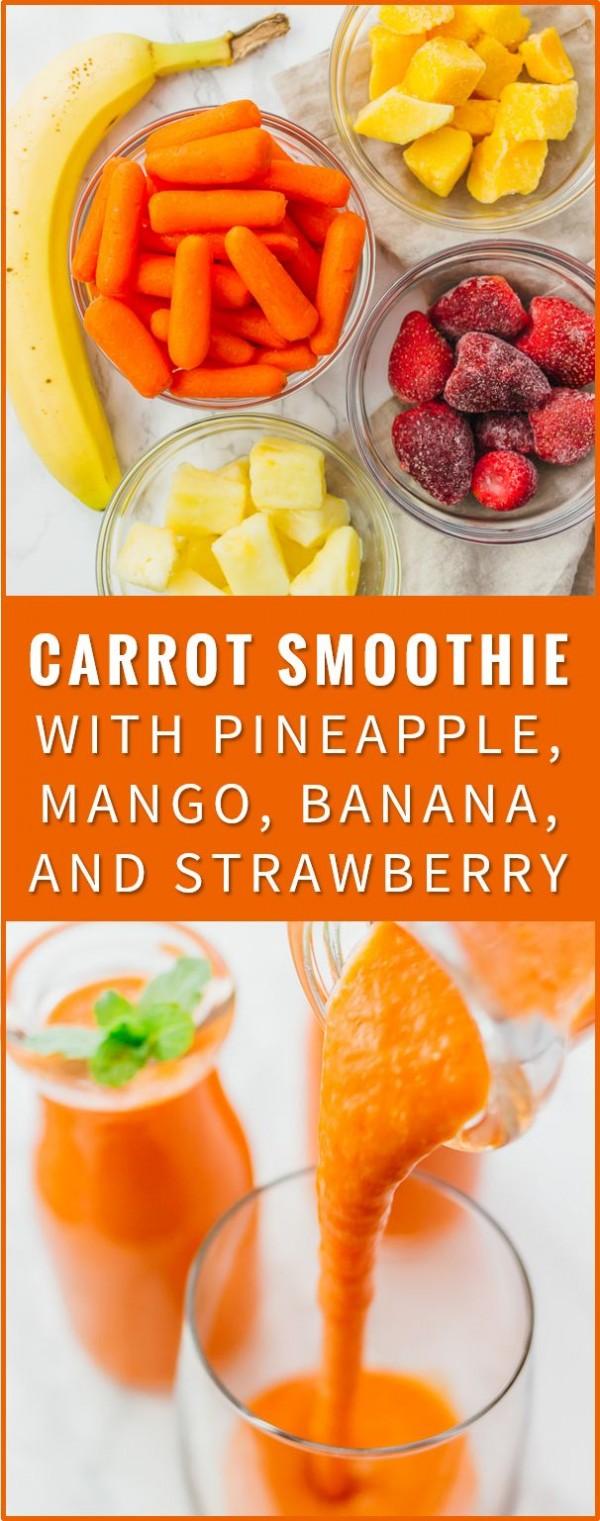 Get the recipe Carrot Smoothie @recipes_to_go