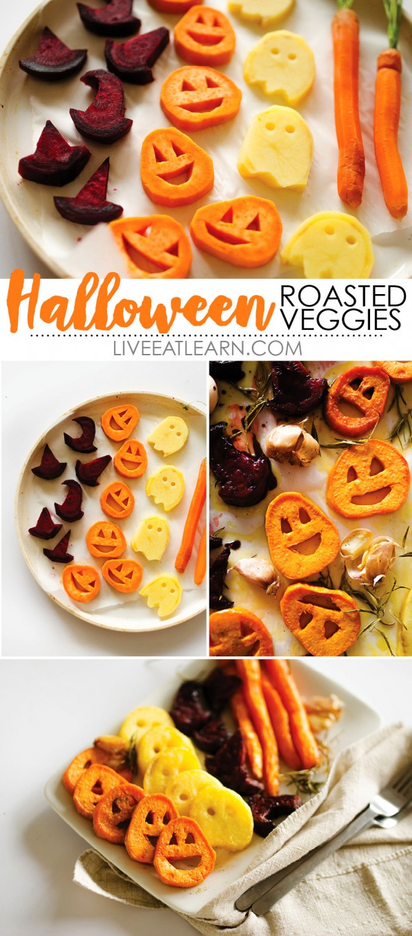 Get the recipe Halloween Roasted Veggies @recipes_to_go