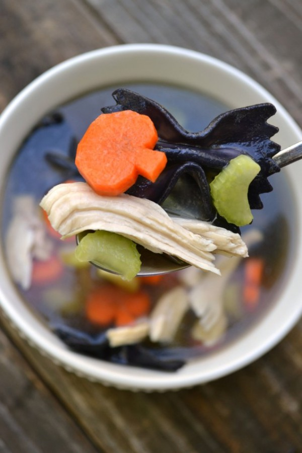 Get the recipe Chicken Boo-Dle Soup @recipes_to_go