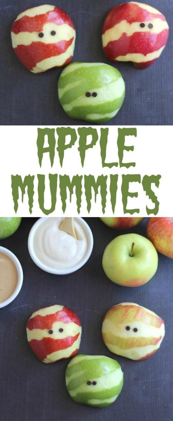 Get the recipe Apple Mummies @recipes_to_go