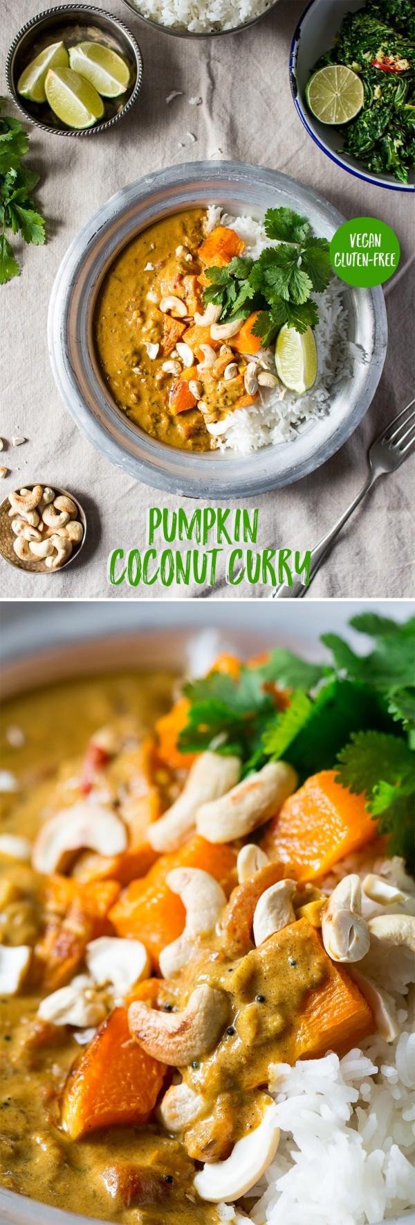 Get the recipe Pumpkin Coconut Curry @recipes_to_go