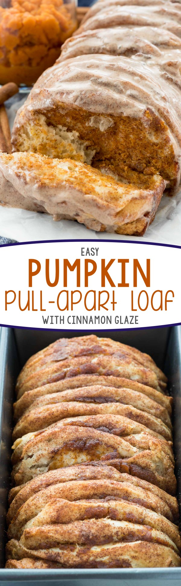 Get the recipe Pumpkin Pull-Apart Loaf @recipes_to_go