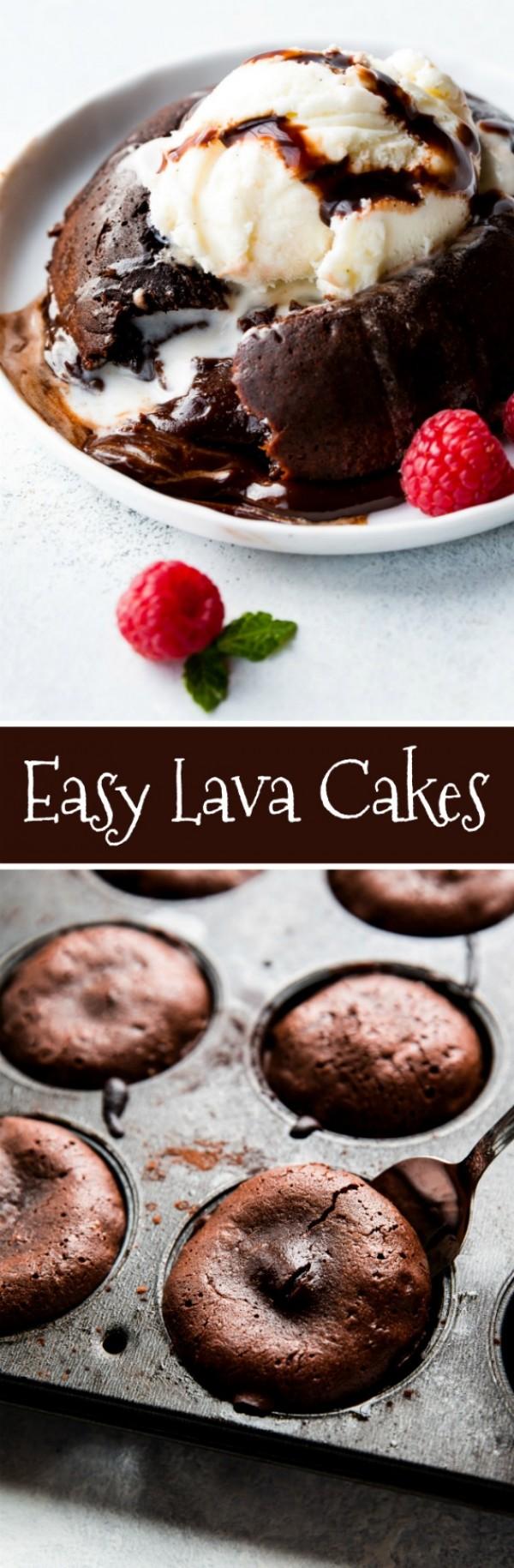 Get the recipe Easy Lava Cakes @recipes_to_go