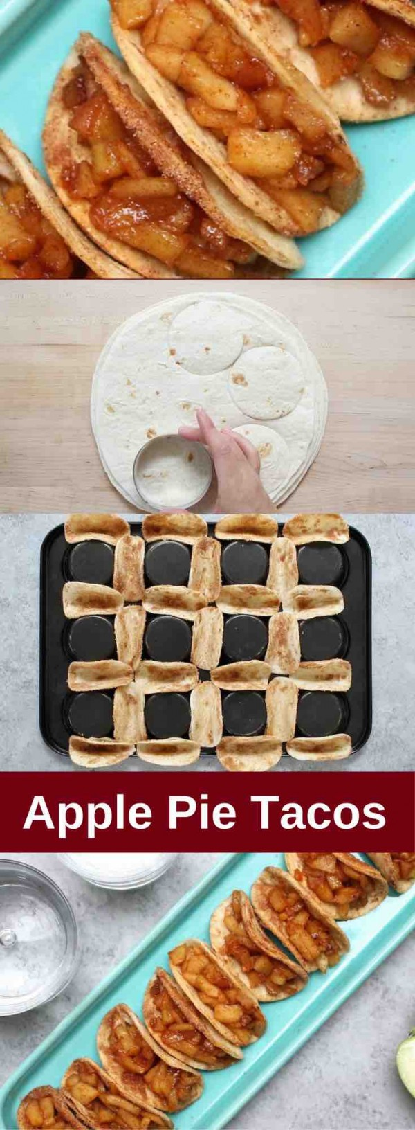 Get the recipe Apple Pie Tacos @recipes_to_go