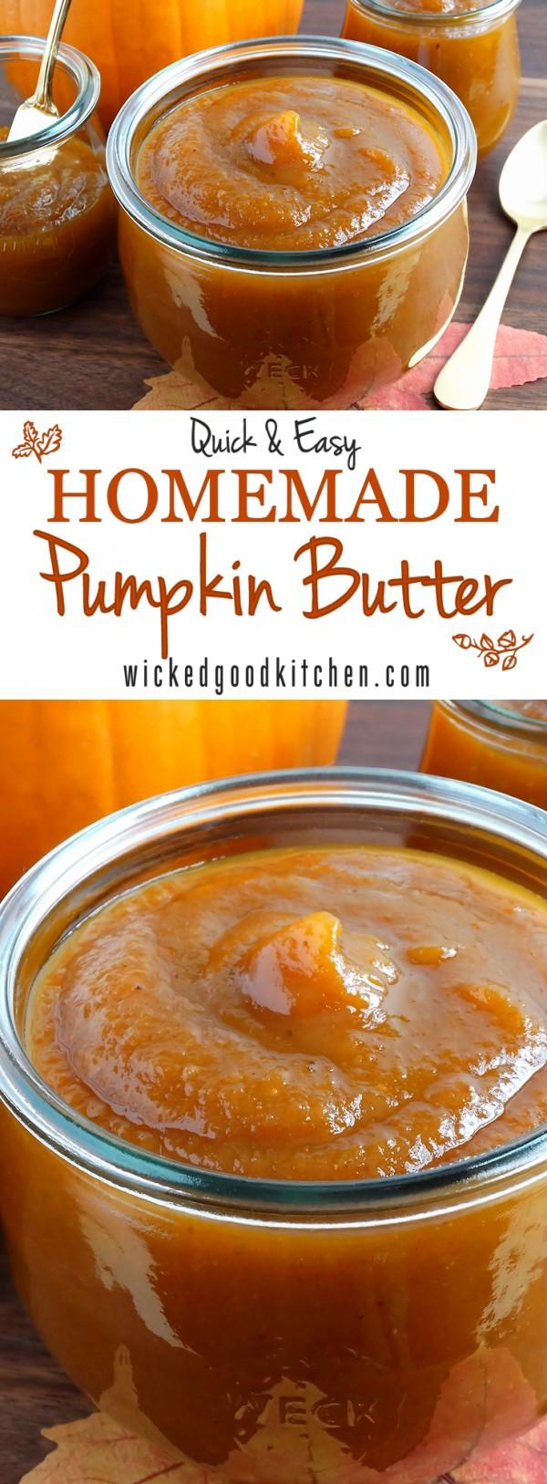 Get the recipe Homemade Pumpkin Butter @recipes_to_go