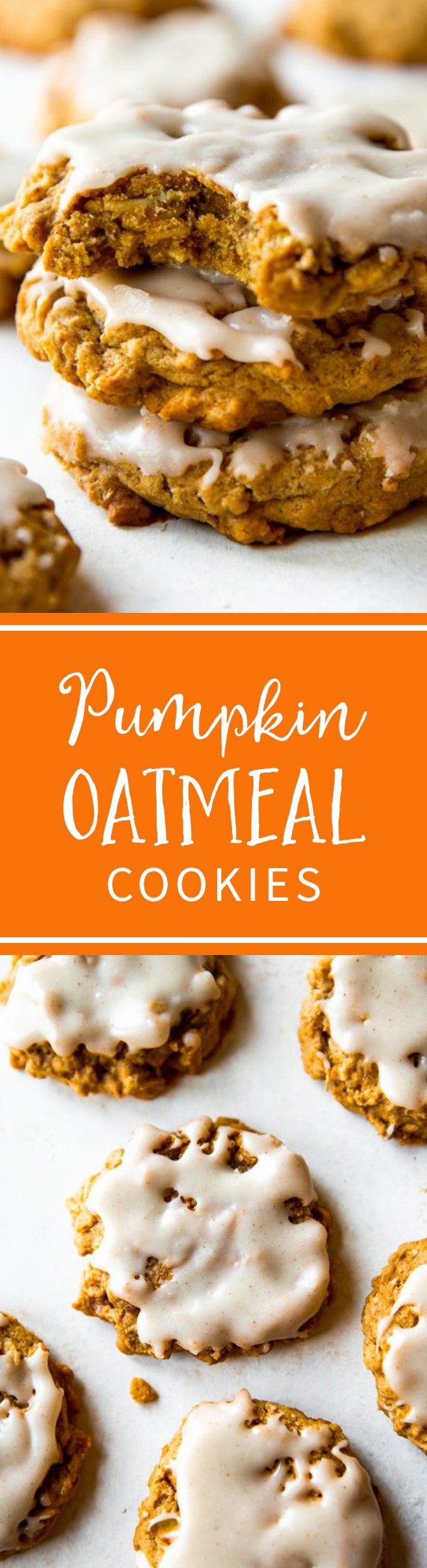 Get the recipe Pumpkin Oatmeal Cookies @recipes_to_go